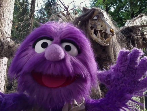 Three – LG G4 phone review – Horror spoof image