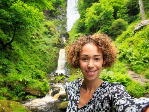 Pisyll Rhaedr Waterfalls | Iceland image