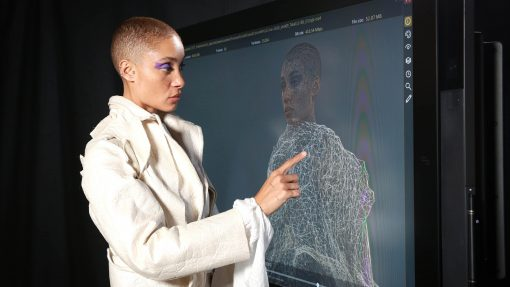 Three celebrates 5G mobile roll out with a global fashion first at London Fashion Week image