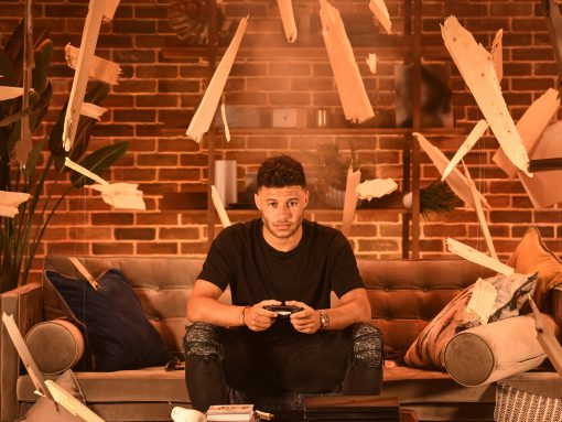 Ox playing CoD 3 image