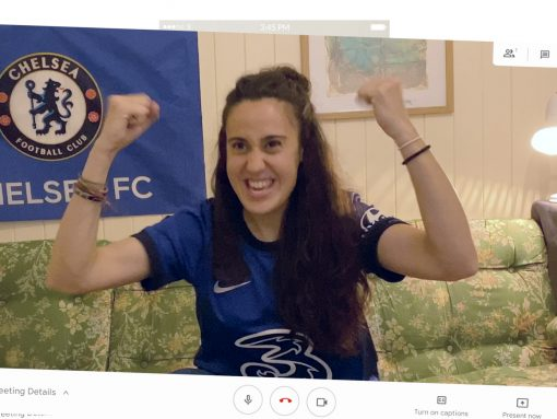 Keep on Connecting Chelsea image