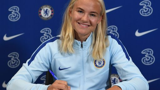 Signed, sealed, delivered! Three offers Chelsea fans a chance to be their latest signing ahead of Transfer Deadline Day image