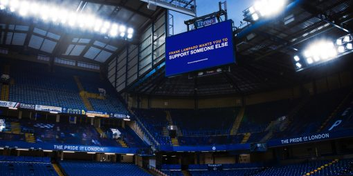 Chelsea FC and Three ask Fans to Support Someone Else this Christmas image